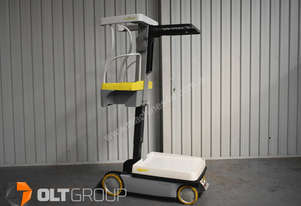 Used Crown Stock Picker WAV50-84 Work Assist Vehicle Personnel Lift Sydney