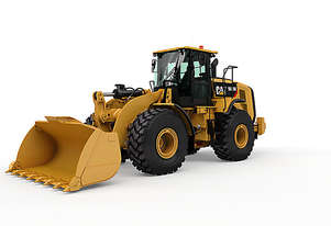 CATERPILLAR 962M WHEEL LOADERS