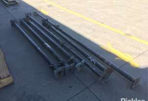 Acrow Prop Support Stand, Lot Of 6