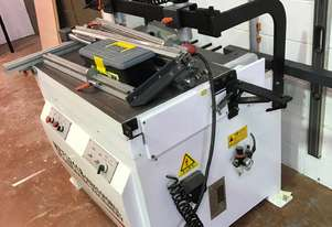Woodworking Vertical/Horizontal in line boring machine for joinery