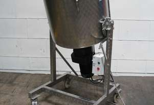 Industrial Stainless Mixer - 150L