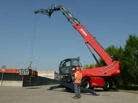 Magni RTH 8.25 SH rotational telehandler - BUY NOW - picture2' - Click to enlarge
