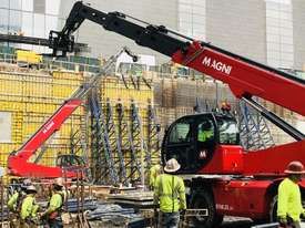 Magni RTH 8.25 SH rotational telehandler - BUY NOW - picture4' - Click to enlarge