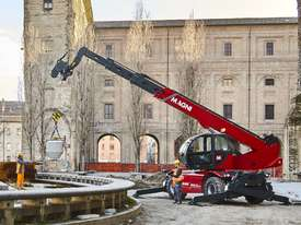 Magni RTH 8.25 SH rotational telehandler - BUY NOW - picture6' - Click to enlarge