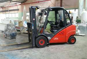LINDE  H35T  forklift- MAKE  AN  OFFER  ,MUST  SELL!