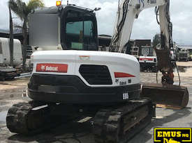2014 Bobcat E85 8ton Excavator, 3k hrs, lots attachments.  MS469 - picture0' - Click to enlarge