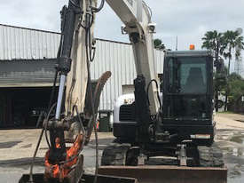 2014 Bobcat E85 8ton Excavator, 3k hrs, lots attachments.  MS469 - picture1' - Click to enlarge