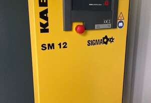 KAESER 7.5Kw / COMPAIR 18.5hp Screw Compressors. LINCOLN 10hp Silent Compressor