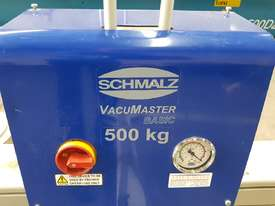 SCHMALZ VACUMASTER PANEL LIFTER 2016 Model  500 KG SHEET LIFTER, VIRTUALLY NEW SAVE OVER $ 10,000 - picture2' - Click to enlarge