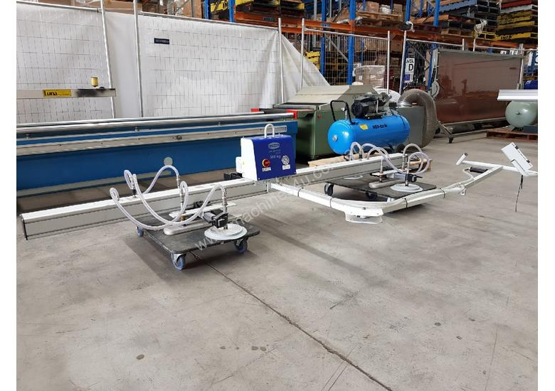 SCHMALZ VACUMASTER PANEL LIFTER 2016 Model  500 KG SHEET LIFTER, VIRTUALLY NEW SAVE OVER $ 10,000