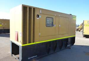 2011 Olympian GEH220-2 220 KVA Silenced Enclosed Generator (GS0300)