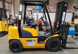New Hyundai 25L-7A Container Mast Forklift in Stock ready for delivery