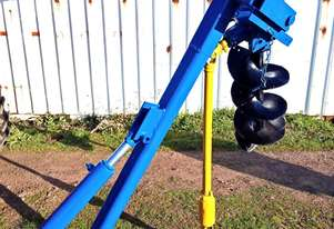 Ford Tractor Post Hole Digger 16