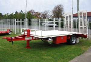Dean Trailer Mini Single Axle Tag Trailer