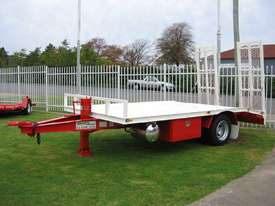 Mini Single Axle Tag Trailer - picture0' - Click to enlarge