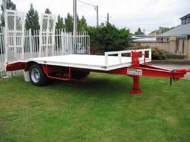 Mini Single Axle Tag Trailer - picture1' - Click to enlarge