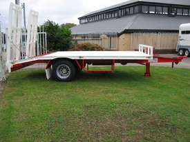 Mini Single Axle Tag Trailer - picture2' - Click to enlarge