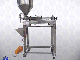 Flamingo Bench-top Piston Filler with Stand - picture0' - Click to enlarge