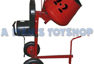 CEMENT MIXER 2.2 CU.FT. 1/2 HP ELECTRIC