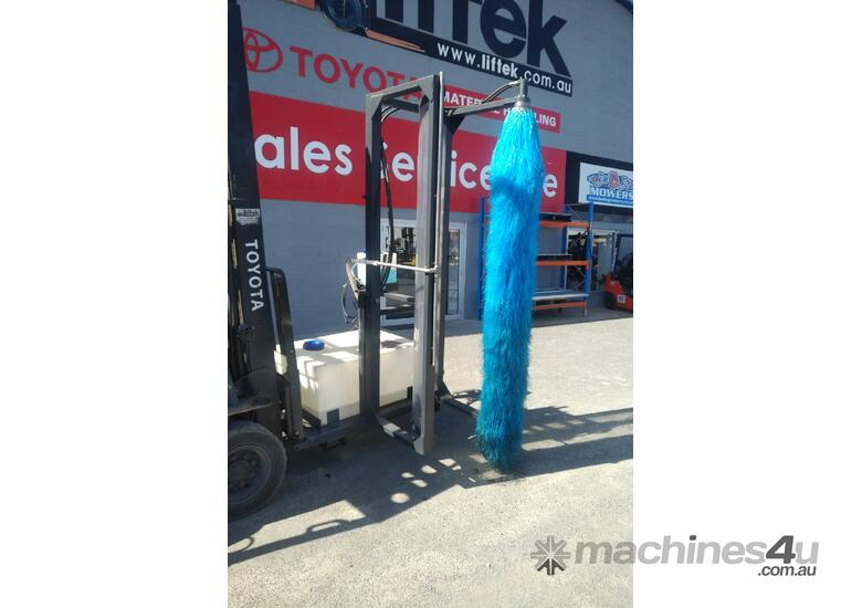 TRUCK WASH ATTACHMENT MOBILE TRUCK AND BUS WASHER