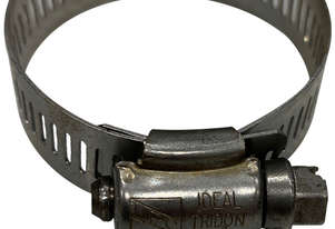 Ideal Hy-Gear 63 Stainless SteelHose Clamps  (25-51mm) 6324 Pack of 10?