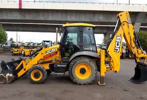USED 2015 JCB 3CX ROAD RUNNER U3770 BACKHOE