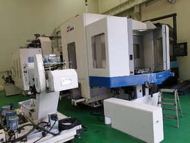 2005 Doosan Ace HM800 Twin Pallet Horizontal Machining Centre - picture0' - Click to enlarge