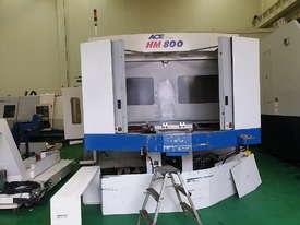 2005 Doosan Ace HM800 Twin Pallet Horizontal Machining Centre - picture2' - Click to enlarge