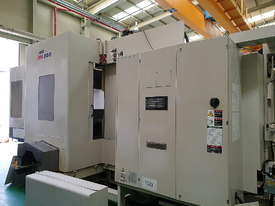 2005 Doosan Ace HM800 Twin Pallet Horizontal Machining Centre - picture3' - Click to enlarge