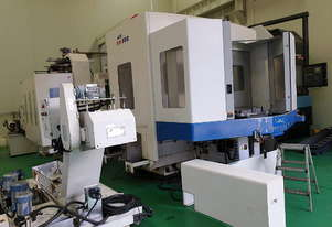 2005 Doosan Ace HM800 Twin Pallet Horizontal Machining Centre