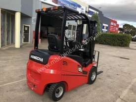 XF Series Duel Fuel 2.5 TON HANGCHA FORKLIFT - picture2' - Click to enlarge