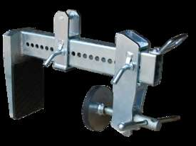 Monument/Slab lifter for lifting & handling heavy masonry slabs - picture2' - Click to enlarge