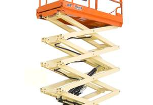 Hire JLG 32ft Electric Scissor Lift