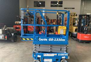 Brand New 2020 Genie GS-1330m 13ft Electric Scissor Lift