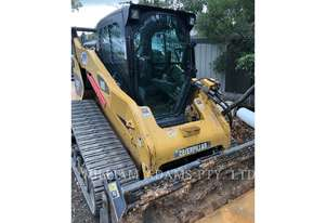 CATERPILLAR 287C Skid Steer Loaders