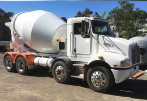 KENWORTH T358 WITH KYOKUTO 7.5 M3 CONCRETE TRUCK GREAT CONDITION