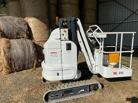 Man Lift - 8m Tracked - picture1' - Click to enlarge