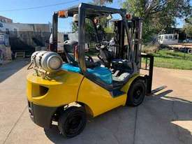 Komatsu Forklift truck - picture1' - Click to enlarge
