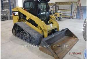 CATERPILLAR 277D Skid Steer Loaders