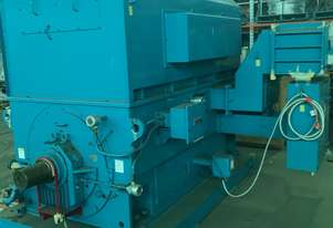 4500 kw 6000 hp 4 pole 1480 rpm 6600 volt 560 frame Toshiba TMEiC TIKE-RCCNW AC Electric Motor
