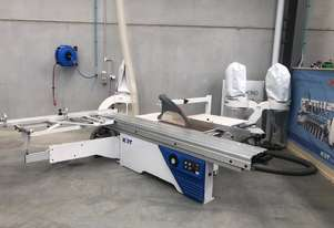 KDT 3200mm Panelsaw. Save $3000 on new. 2 year old KS132C