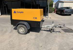 Compair C38 Diesel Air Compressor