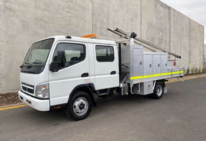 Fuso Canter Service Body Truck