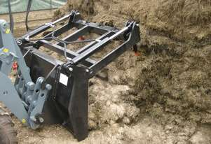 Manure Forks with Top Clamp