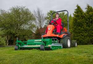 Major MJ35-170 Cyclone Out Front Rotary Deck Mower