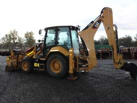 Caterpillar 432F2 Backhoe Loader - picture0' - Click to enlarge