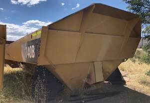 Caterpillar   740 Dump Body