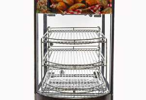 Deaken Commercial Pie Warmer with Toughened Glass