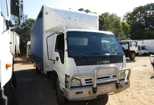 2007 ISUZU NIR75 WRECKING STOCK #1832