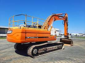 Doosan DX340LC With GP Bucket & Tilting Mud Bucket - picture0' - Click to enlarge
